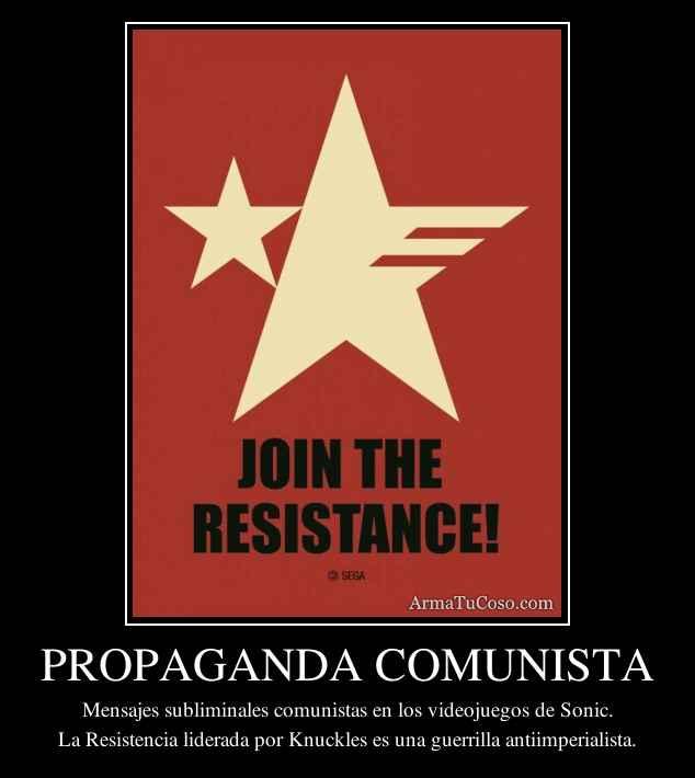 Videojuegos de temática comunista Propag10