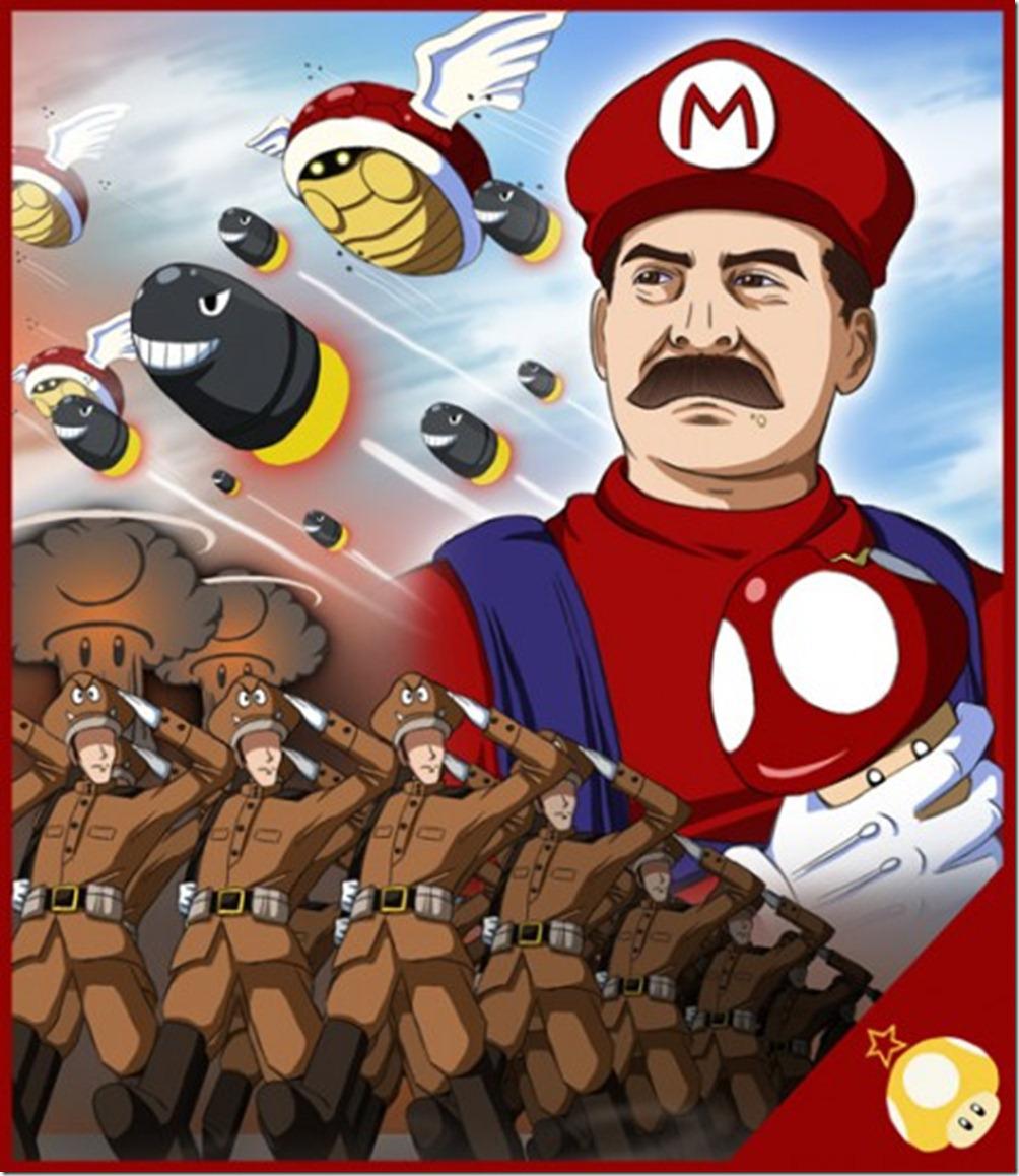 Videojuegos de temática comunista Stalin10