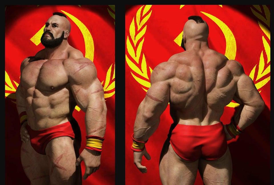 Videojuegos de temática comunista Zangie10