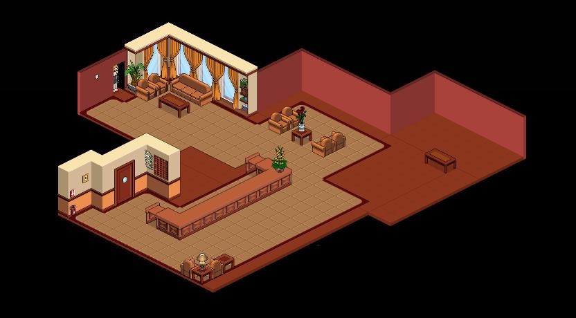 """Compro furni """"Area di benvenuto classica"""" Room10"""