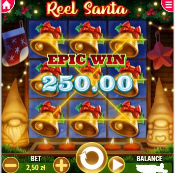 Screenshoty naszych wygranych (minimum 200zł - 50 euro) - kasyno - Page 34 Santa10