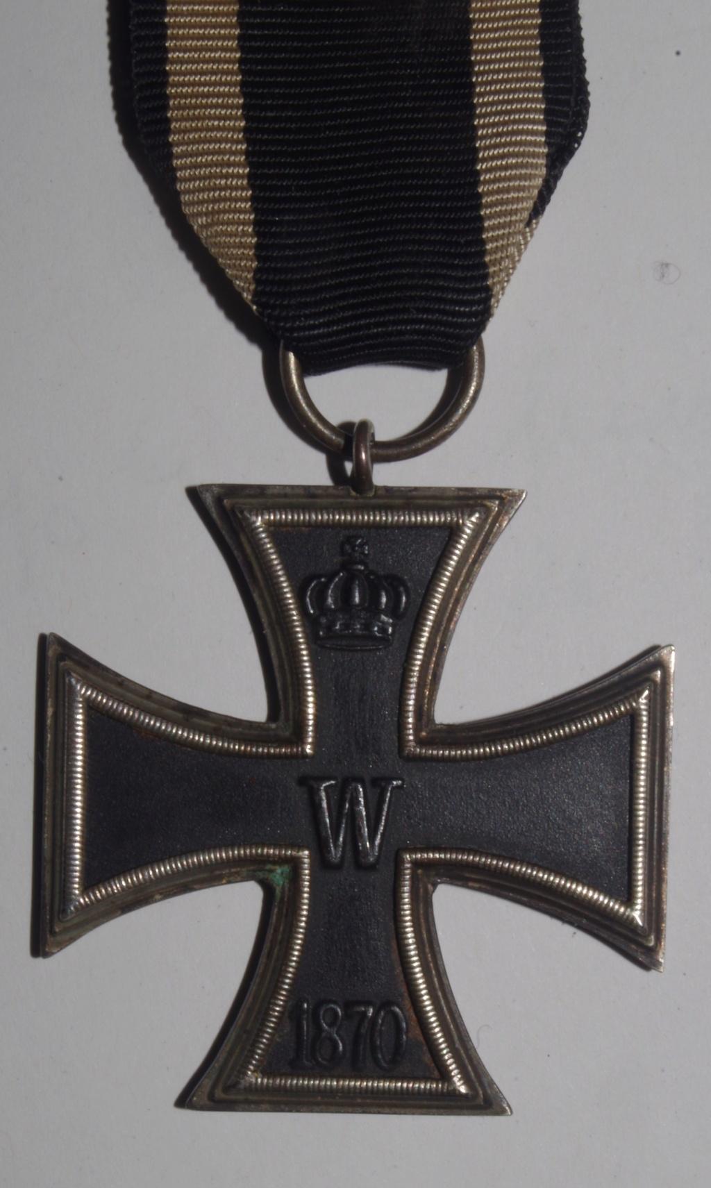 Croix de fer 2ème classe 1870 Imgp3919