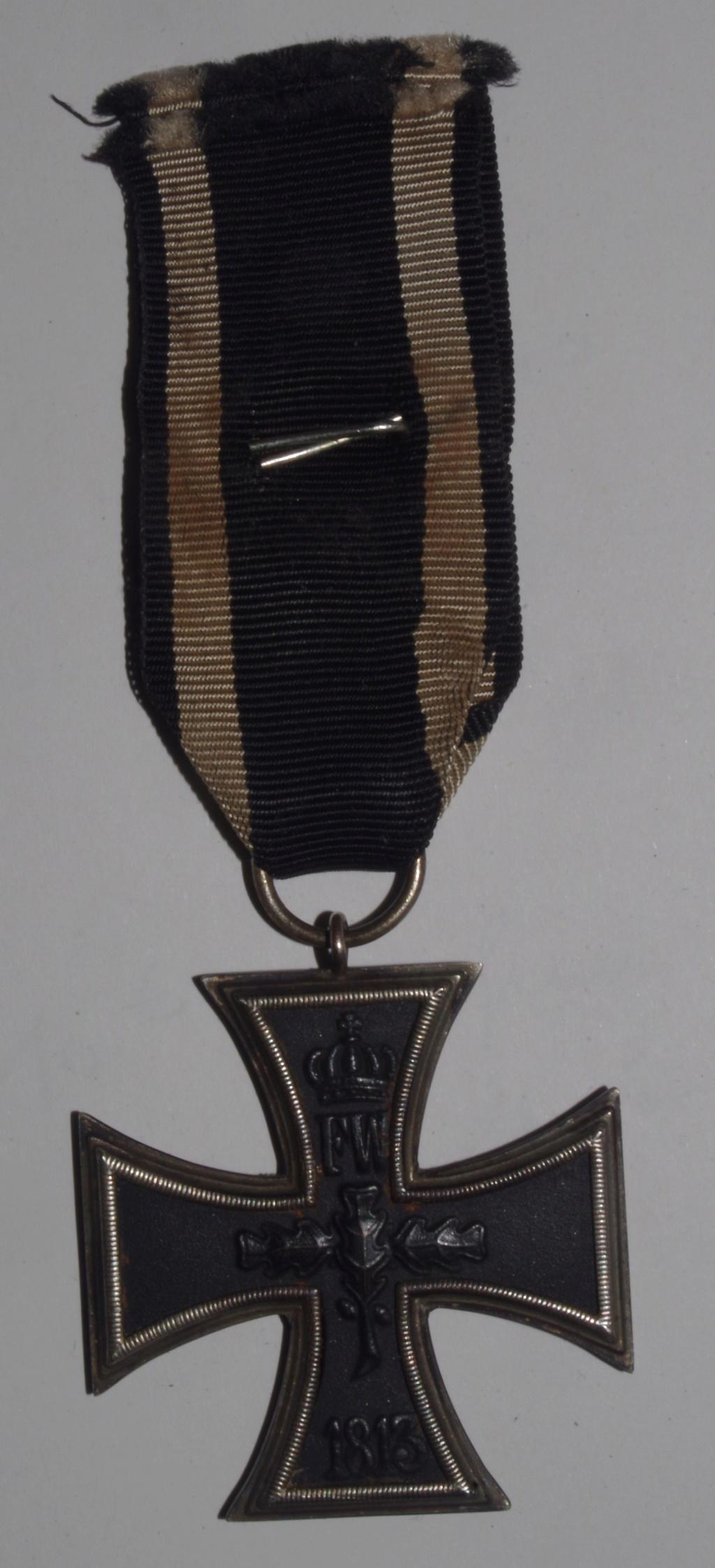 Croix de fer 2ème classe 1870 Imgp3920