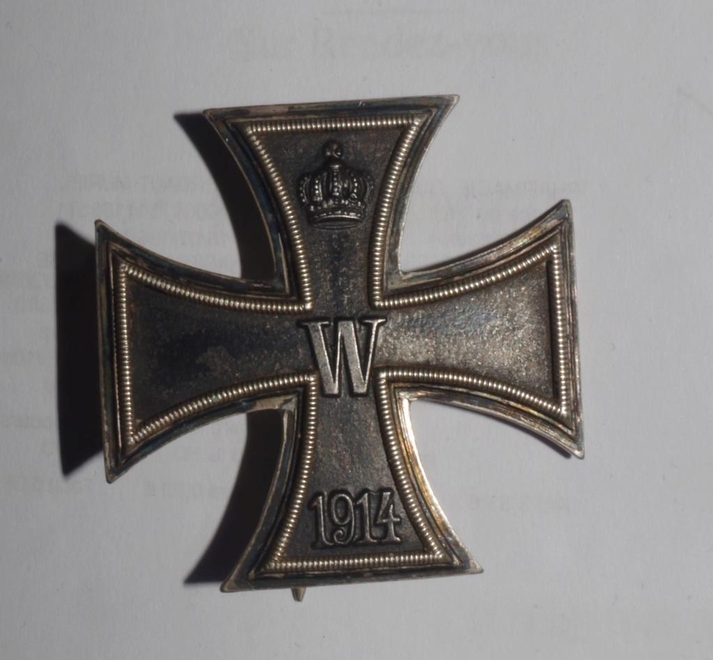 Croix de fer WW1 Imgp3929