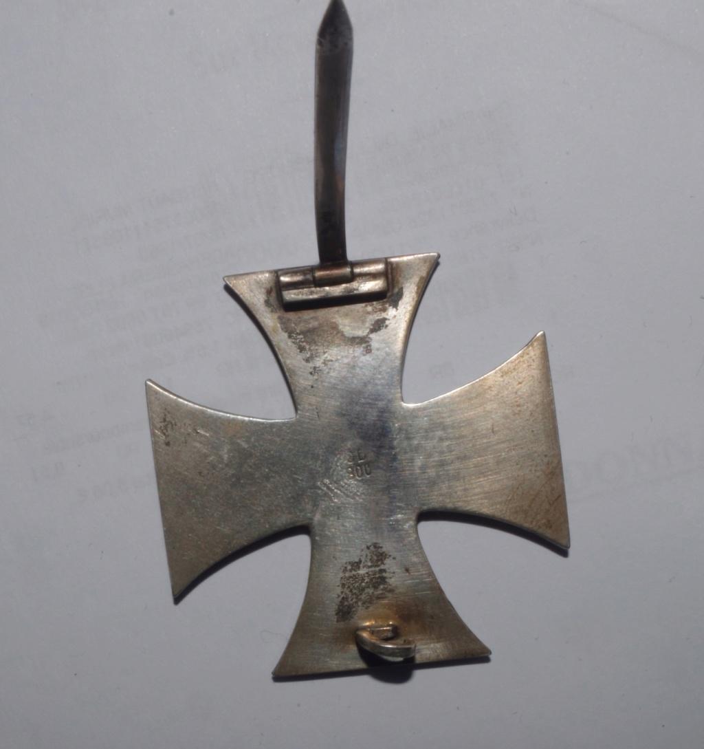 Croix de fer WW1 Imgp3930
