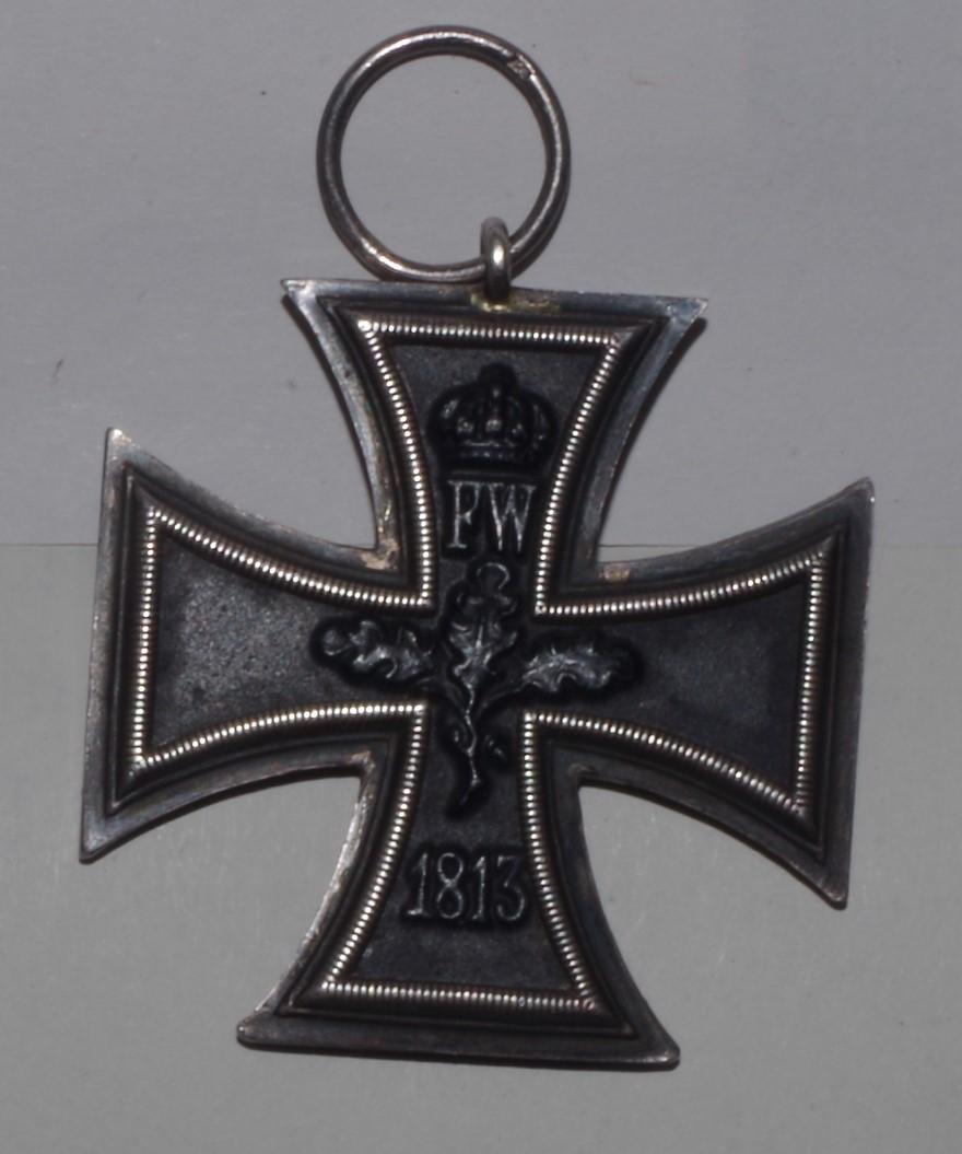 Authentification EK2 WW1 Imgp4012