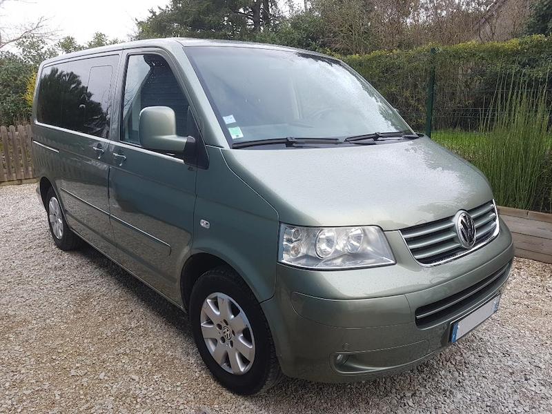 VENDU /A Vendre Multivan Confort T5 2.5L TDI 174 Ch Boite Auto 112