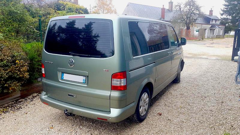 VENDU /A Vendre Multivan Confort T5 2.5L TDI 174 Ch Boite Auto 212