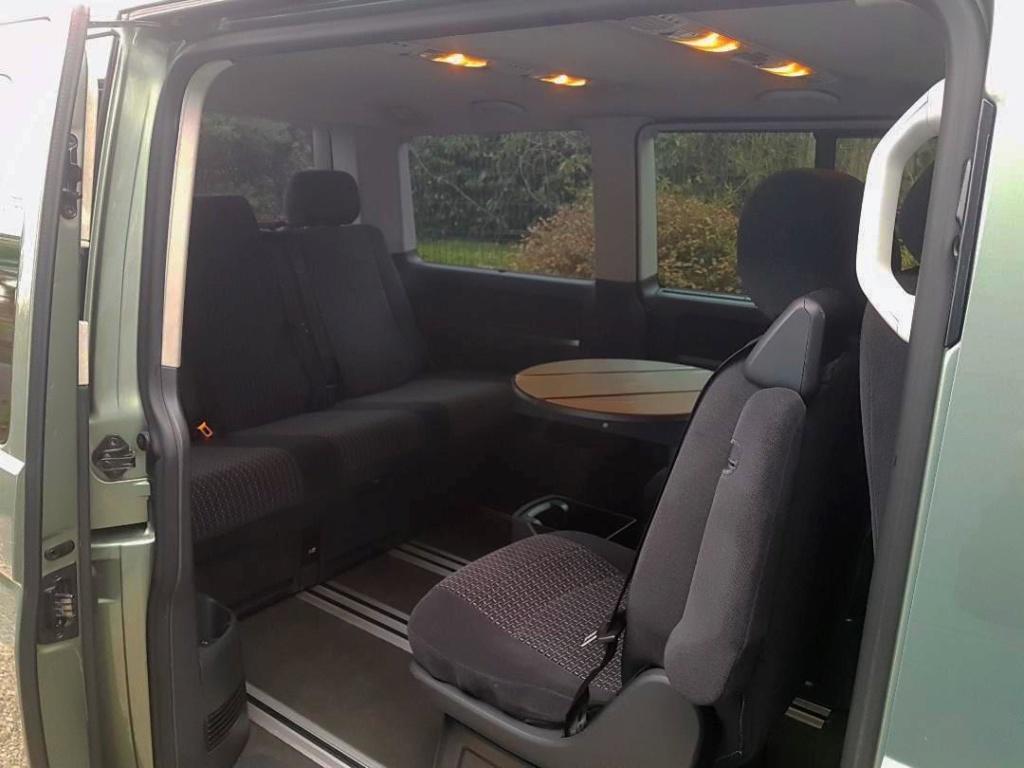 VENDU /A Vendre Multivan Confort T5 2.5L TDI 174 Ch Boite Auto 312