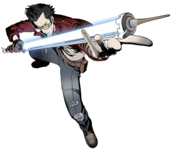 Travis Touchdown (No More Heroes) Discussion: IT'S GAME TIME!!! Travis10