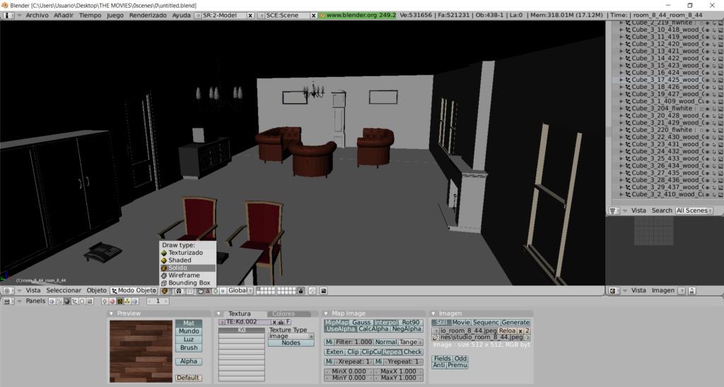 Sweet Home 3D - Programa gratuito para crear escenarios Screen27
