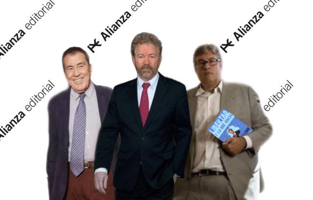 [Alianza Editorial] Presentación del libro 'Libertad y lo que surja', por Gallego Mantilla 00621d10