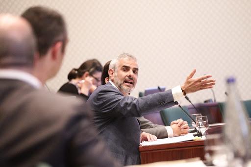 Govern   Compareixença del Conseller d'Interior, Quim Forn 16f8af10