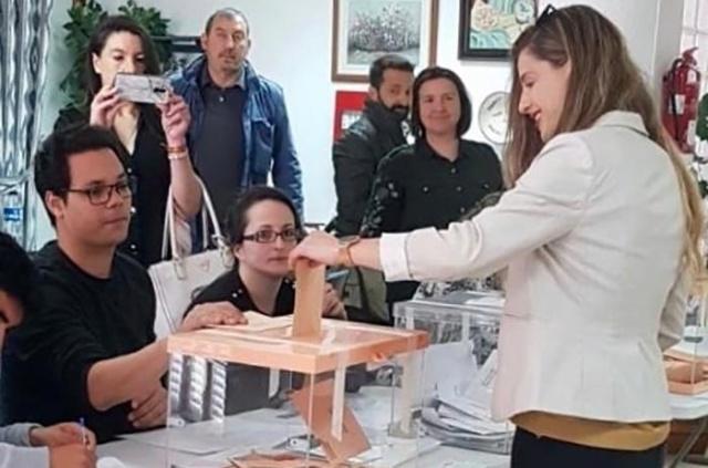 España Suma | Jornada Electoral  51ba6610