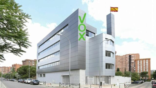 [VOX] Rueda de Prensa Santiago Abascal 66997c10