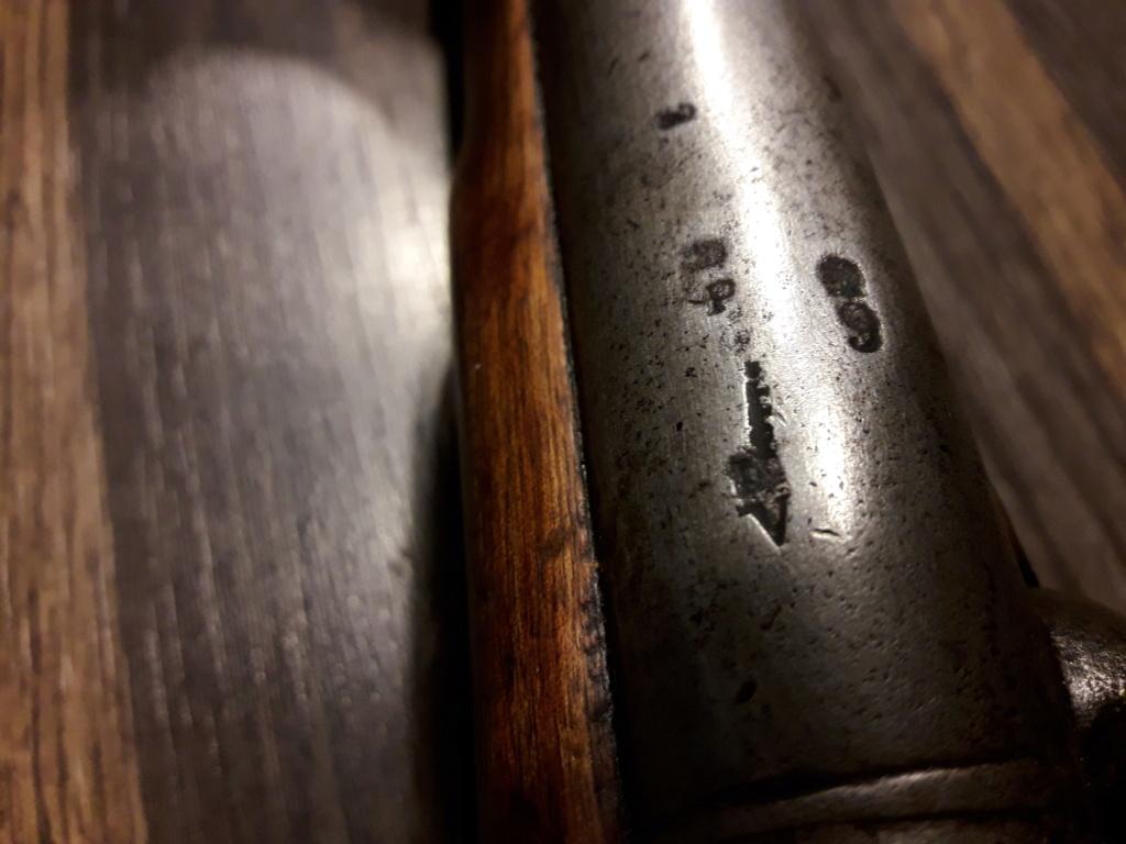 Pistolet anglais pour l'armée des Indes 16131510