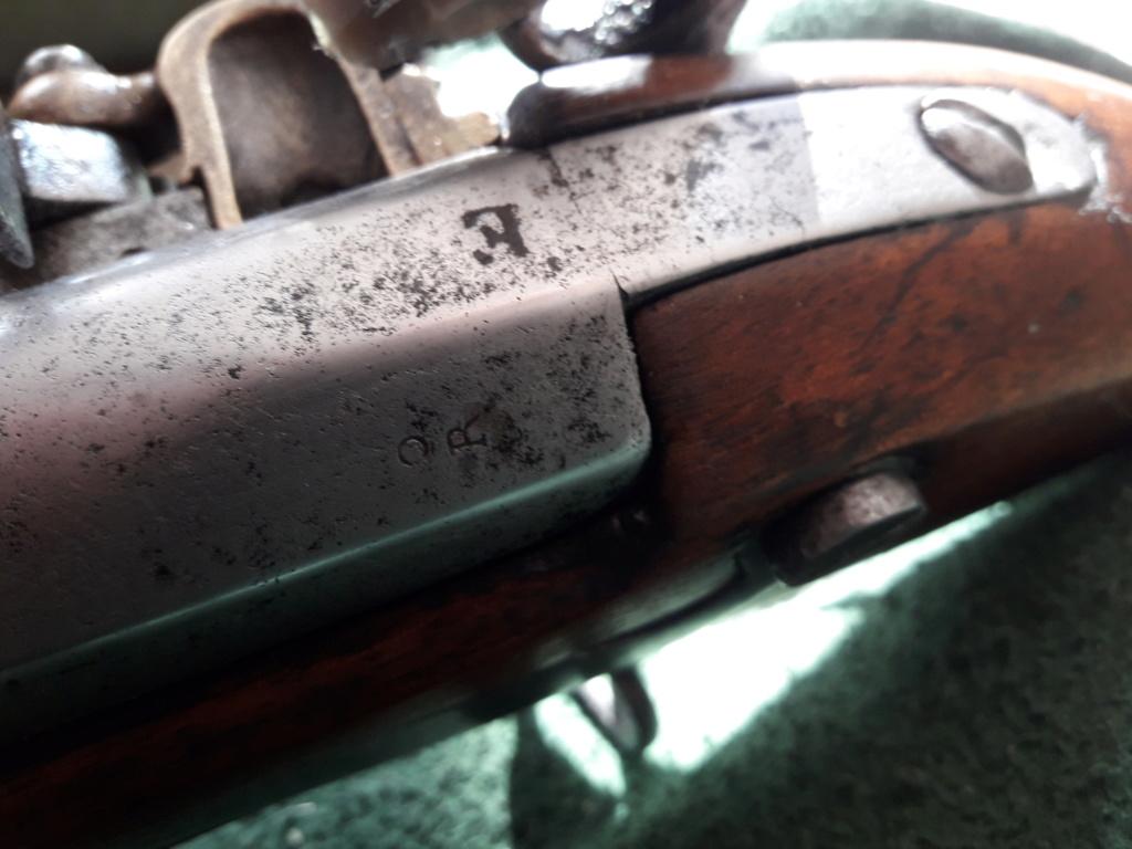 Identification fusil premier empire. 20200412