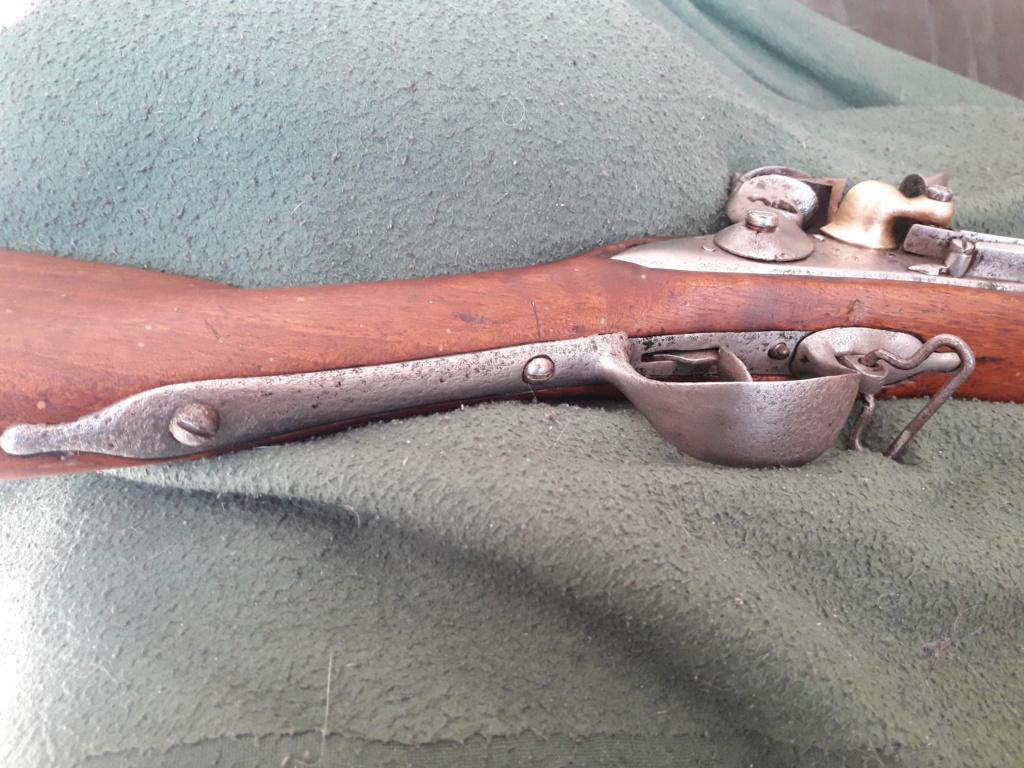 Identification fusil premier empire. 20200414