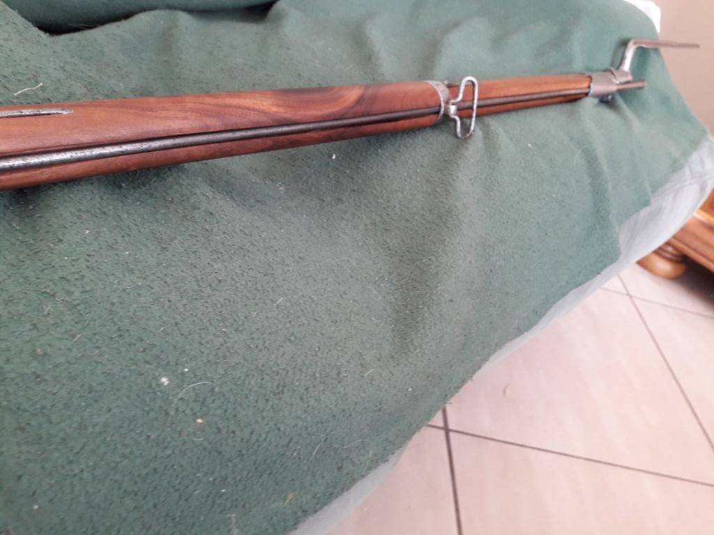 Identification fusil premier empire. 20200416
