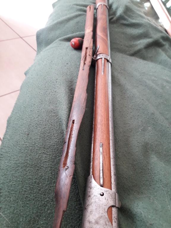 Identification fusil premier empire. 20200419