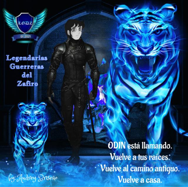 ⚔⚔⚔⚔⚔*****LEGENDARIAS GUERRERAS DEL ZAFIRO*****Stear custodiado por tigres*****⚔⚔⚔⚔⚔ 16180010