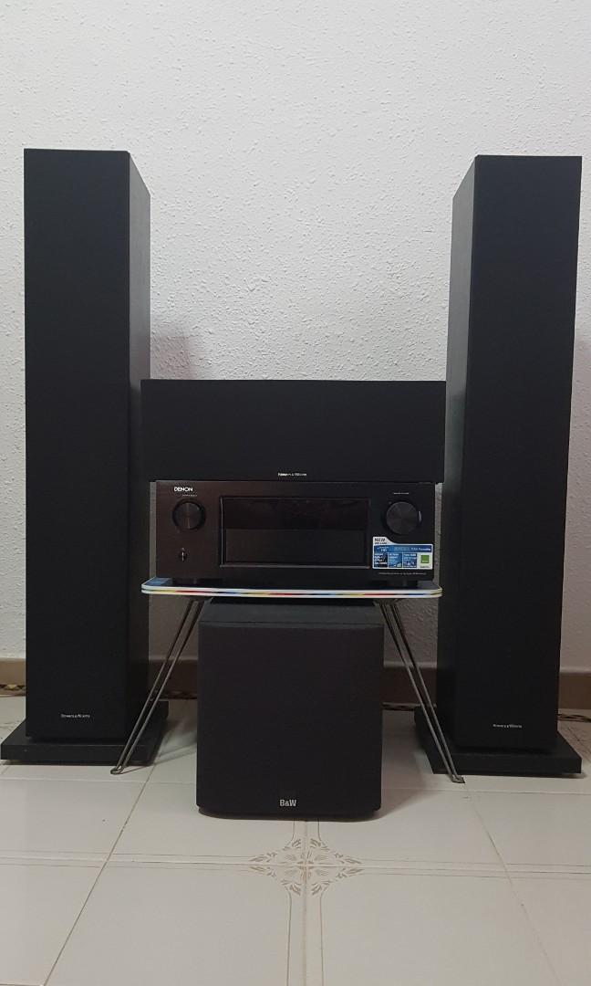 Home Theater system 60bf9810
