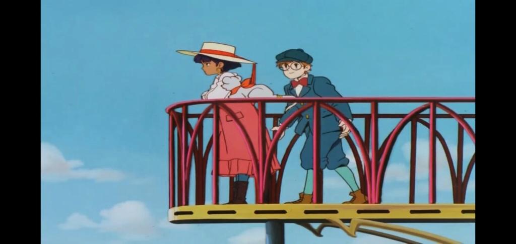 [10 Bonnes Raisons] Fushigi no Umi no Nadia Screen16