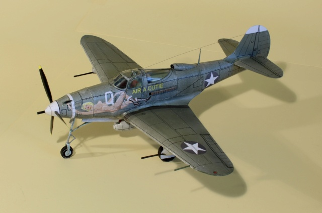 Bell P-39 Airacobra / ModelArt, 1:32 Airaco11