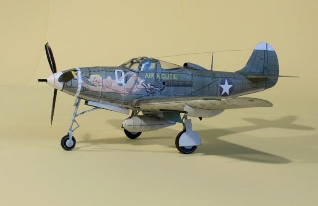 Bell P-39 Airacobra / ModelArt, 1:32 Airaco12