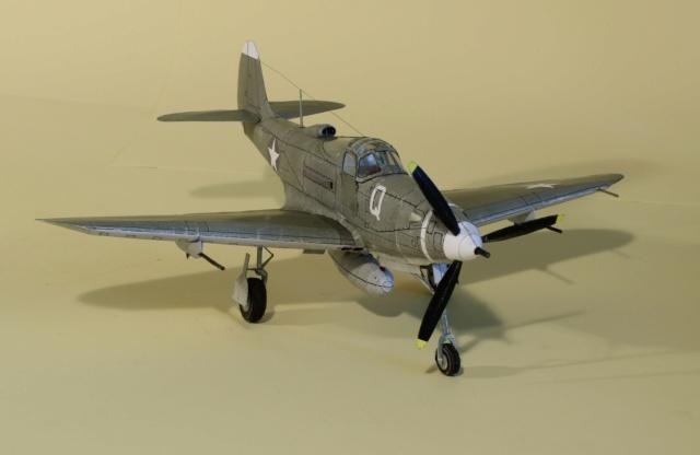 Bell P-39 Airacobra / ModelArt, 1:32 Airaco14