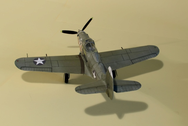 Bell P-39 Airacobra / ModelArt, 1:32 Airaco15
