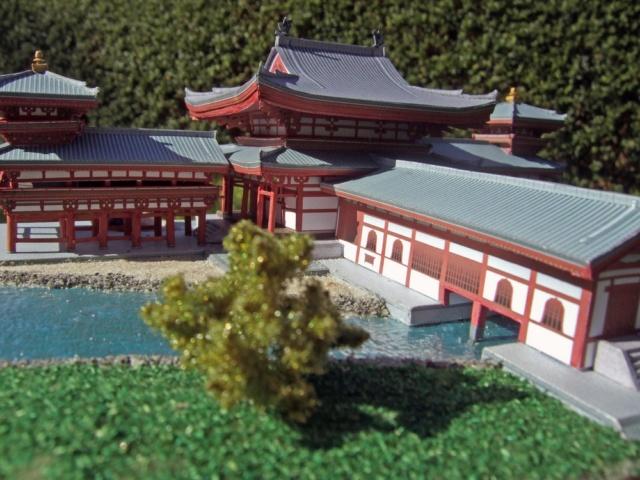 Japanische Architektur aus dem Canon Creative Park Byodoi15