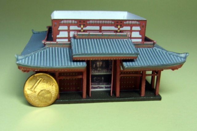 Japanische Architektur aus dem Canon Creative Park Byodoi16