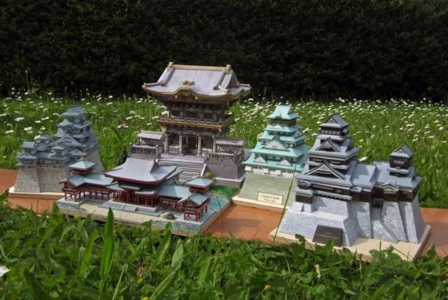 Japanische Architektur aus dem Canon Creative Park Toshog10