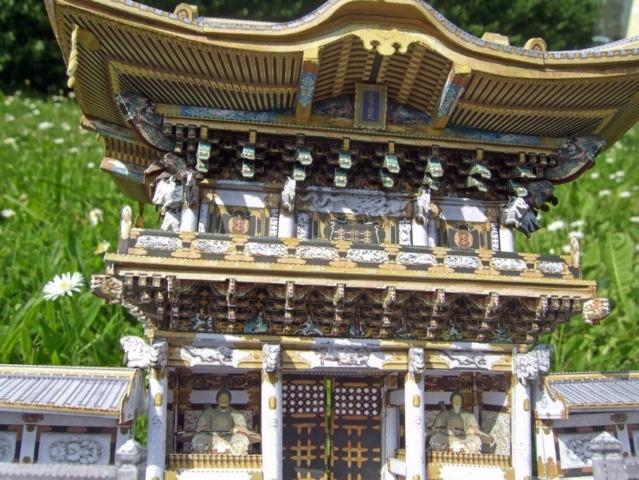 Japanische Architektur aus dem Canon Creative Park Toshog17