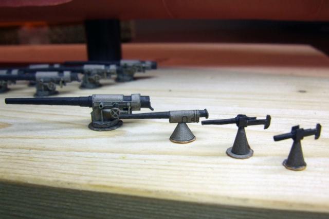 "Geschützter Kreuzer 1. Ranges ""Varyag"" (1901) / Oriel, 1:200 Varyag41"