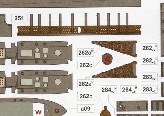 "Geschützter Kreuzer 1. Ranges ""Varyag"" (1901) / Oriel, 1:200 Varyag80"