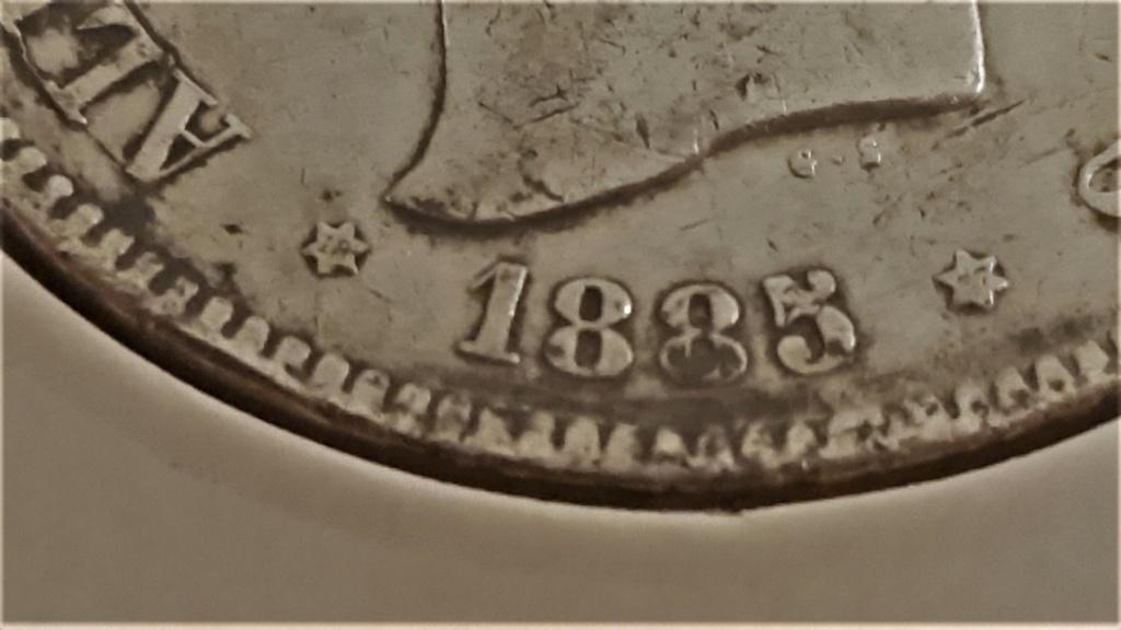 5 pesetas Alfonso XII 1885 *18-*87 MSM 2020-920