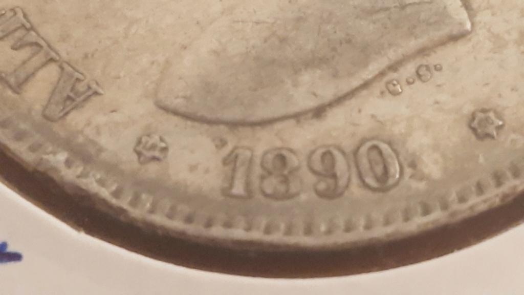 5 pesetas Alfonso XIII 1890 *18-90 PGM 2020-921