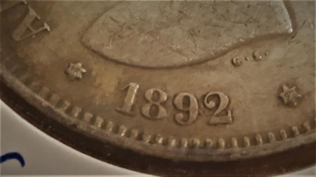 5 pesetas Alfonso XIII 1892 *18-*92 PGM 2020-923