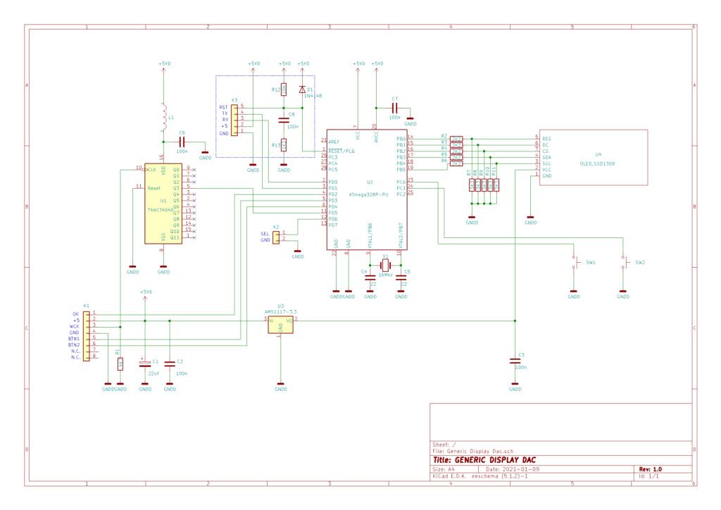 Scheda display per HDAC+ (e altri dac) - Pagina 2 Generi10