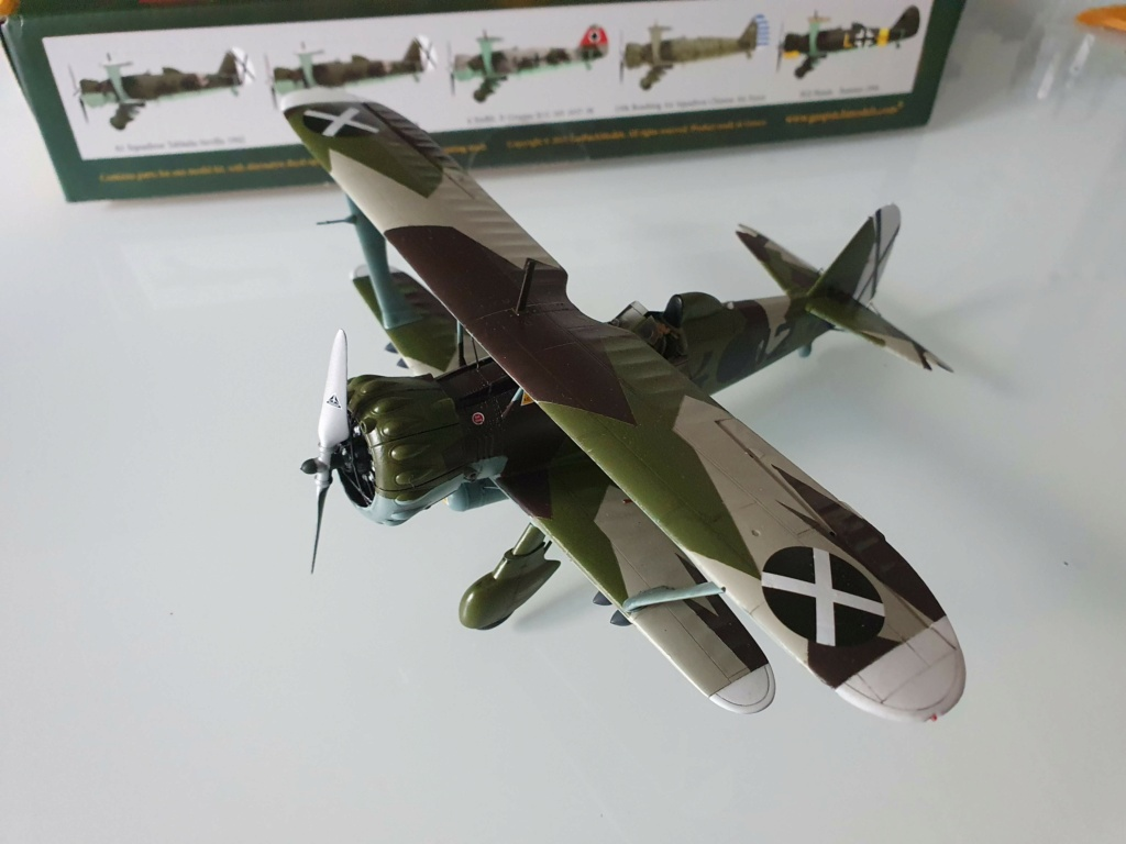 Henschel He123 A1 - Gaspatch 1/48 - Page 3 20201025