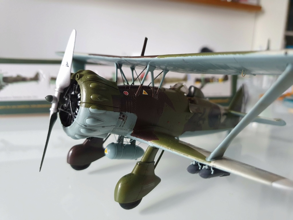 Henschel He123 A1 - Gaspatch 1/48 - Page 3 20201026