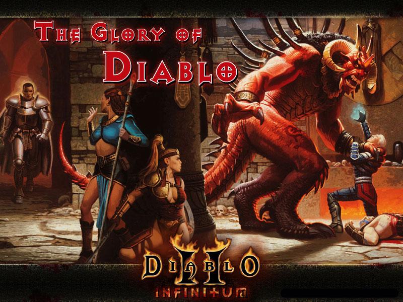 The Glory of Diablo (Evento PvM) Por-la11