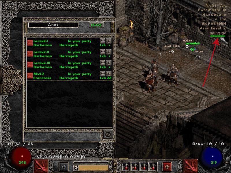 The Glory of Diablo (Evento PvM) Por-la12