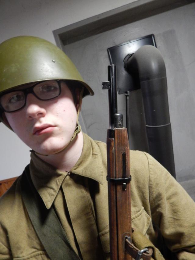 UP GRADER LE PPS SHS Mosin Nagant Sniper (Spring) Result13