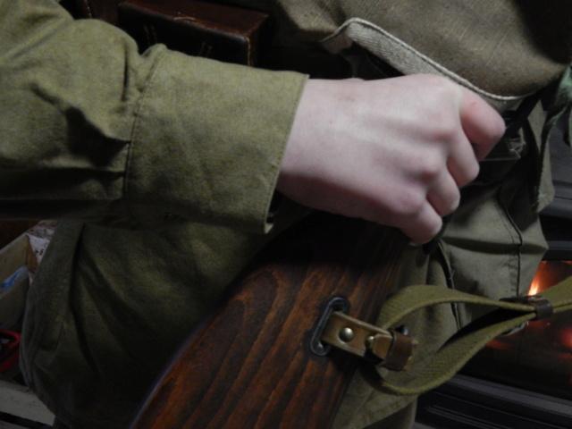 UP GRADER LE PPS SHS Mosin Nagant Sniper (Spring) Result15