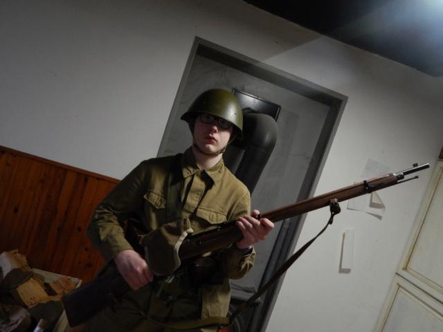 UP GRADER LE PPS SHS Mosin Nagant Sniper (Spring) Result16