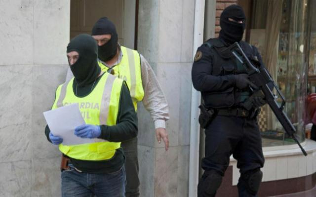 """[RTVE] 10 de Enero: """"La Guardia Civil frustra un atentado en Barcelona"""" 14901610"""