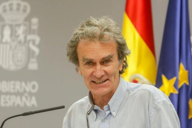 """[Gobierno] Fernando Simón: """"Cataluña crea órganos que no sirven"""" 15943110"""